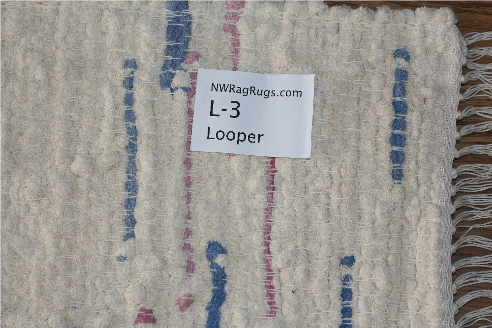 Close-up of Looper #L-3