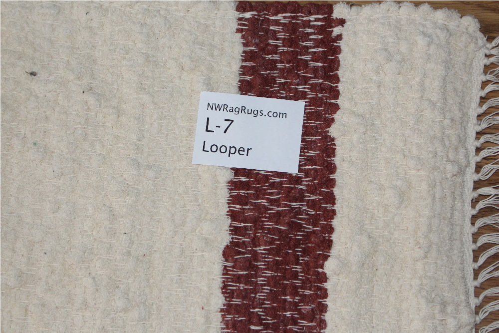 Close-up of Looper #L-7