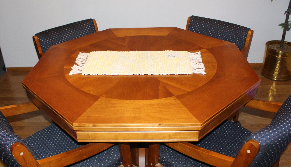 Wide View of Misc #M-5 Table Runner