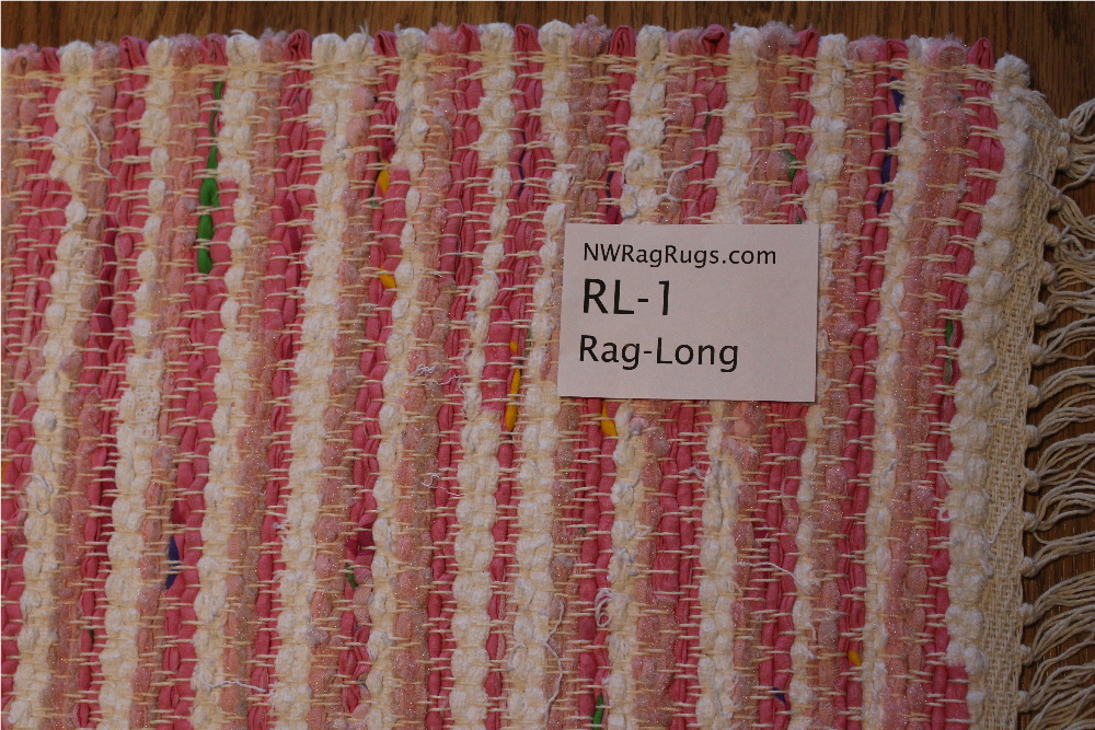 Close-up of Rag-Long #RL-1