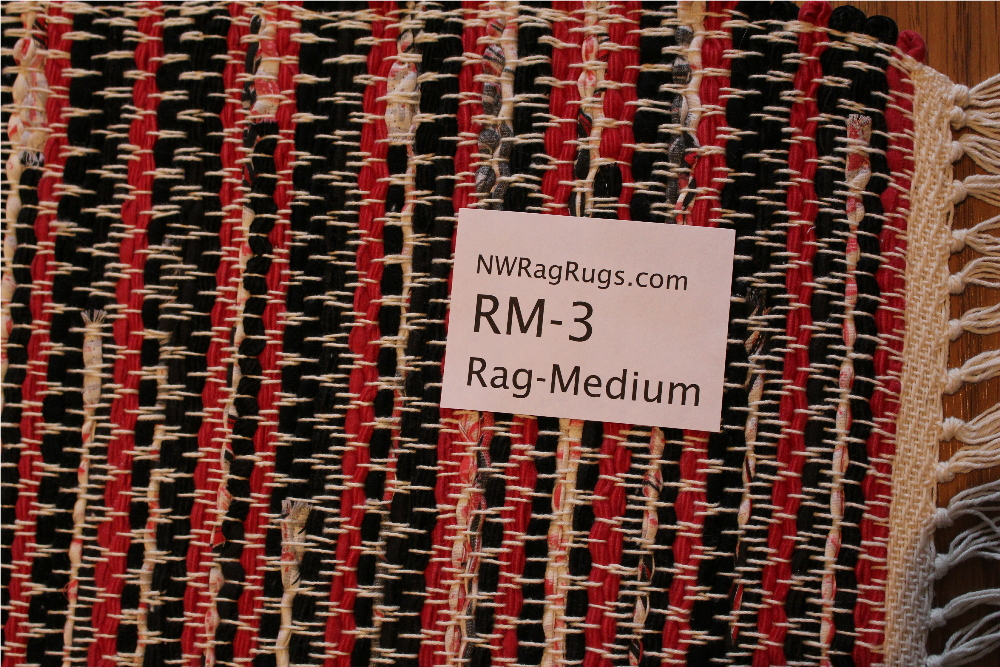 Close-up of Rag-Medium #RM-3