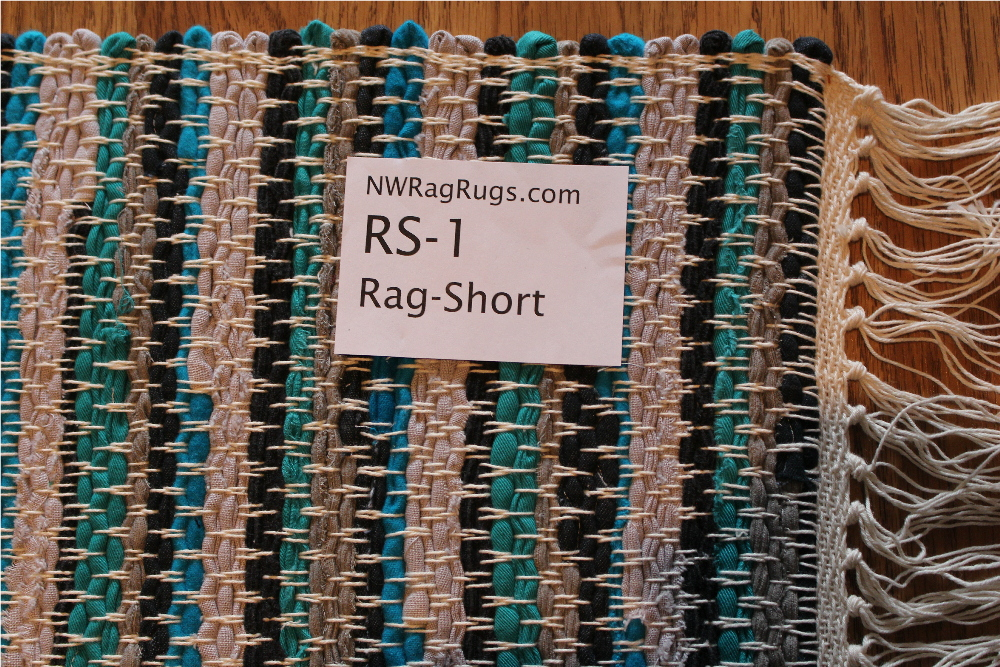 Close-up of Rag-Short #RS-1