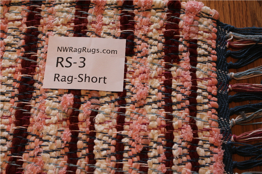 Close-up of Rag-Short #RS-3