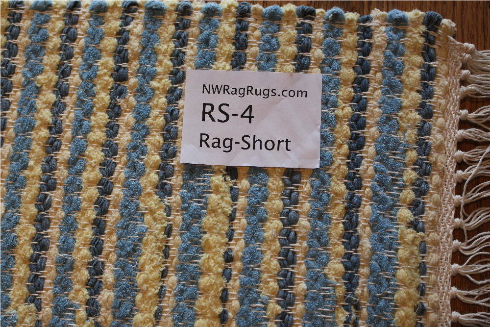 Close-up of Rag-Short #RS-4
