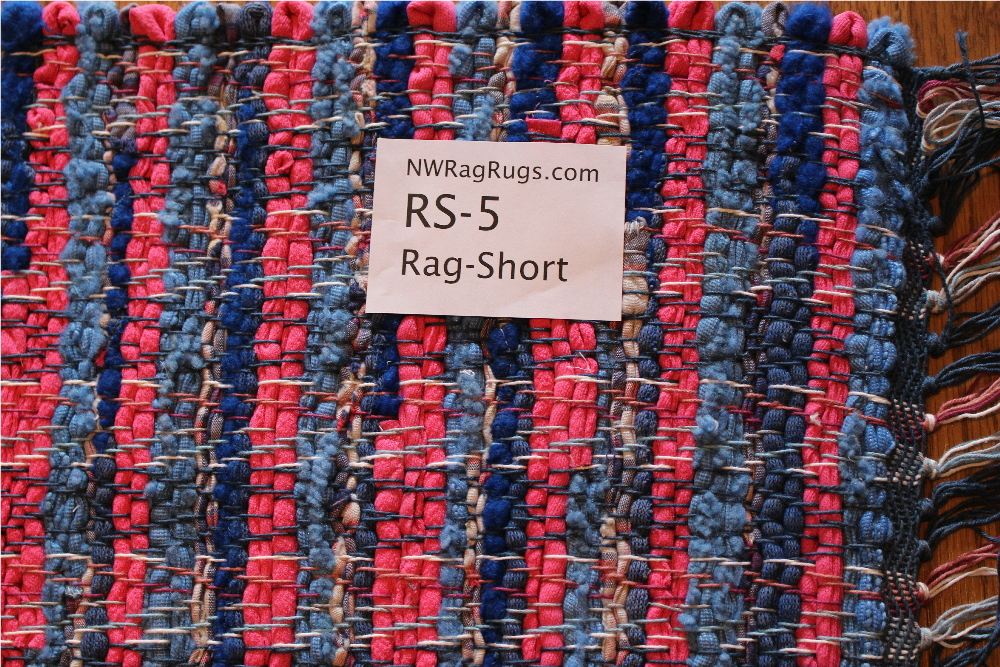 Close-up of Rag-Short #RS-5