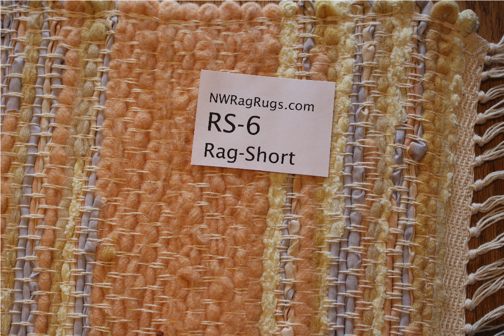 Close-up of Rag-Short #RS-6
