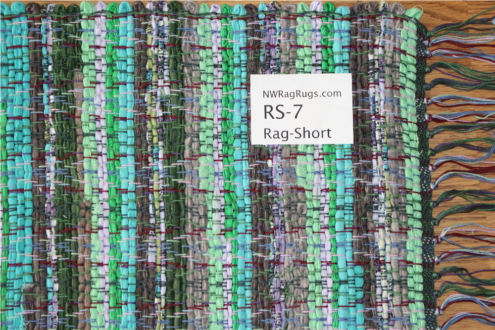 Close-up of Rag-Short #RS-7