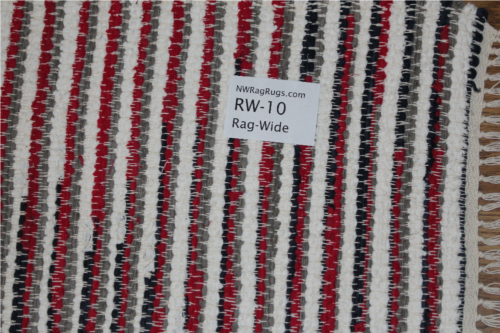 Close-up of Rag-Wide #RW-10
