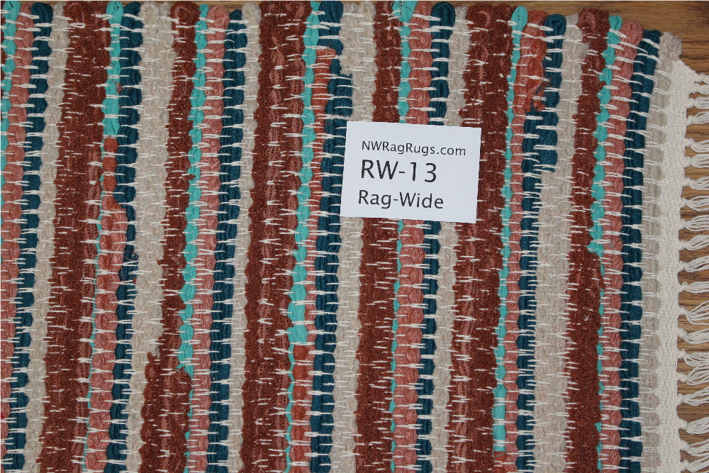 Close-up of Rag-Wide #RW-13