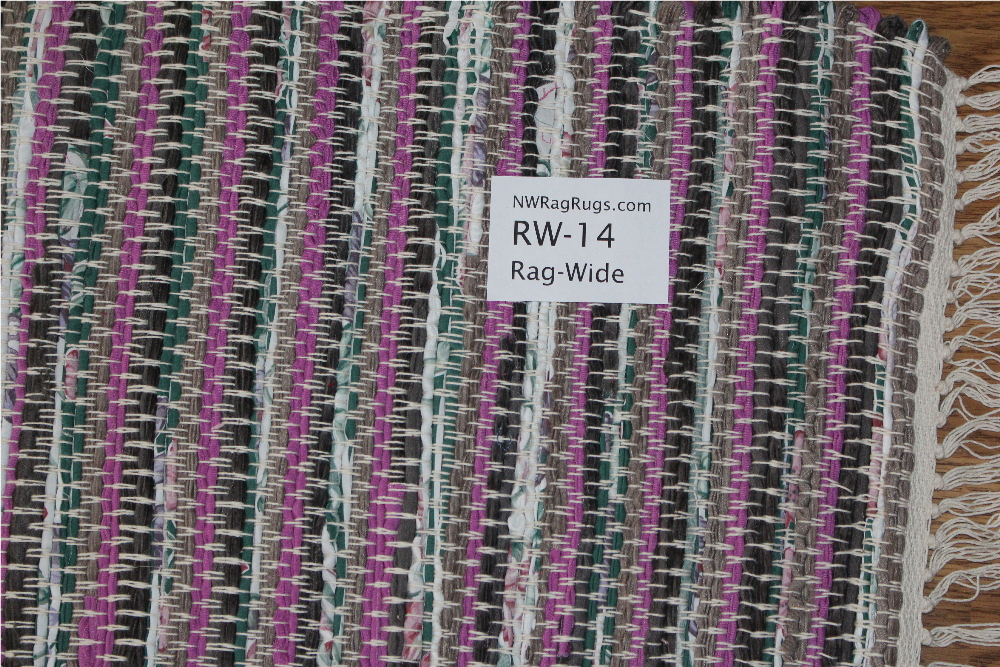 Close-up of Rag-Wide #RW-14