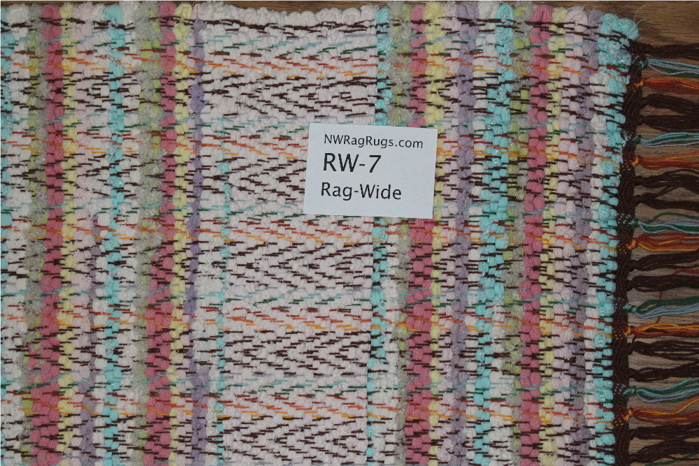 Close-up of Rag-Wide #RW-7